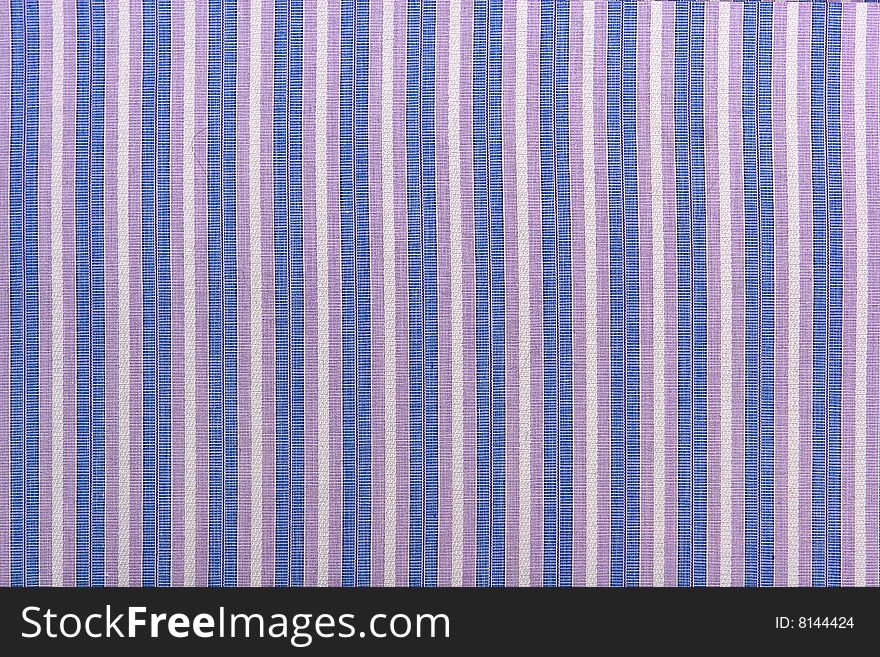 Striped cloth