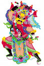 Free Chinese Folk Art, Paper Cutting, Stock Photos - 8158923