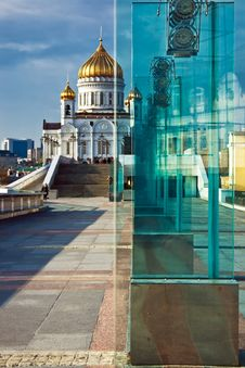 Free Cathedral Of Christ The Saviour Stock Photography - 8150052