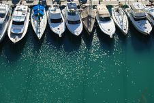 Free Boats And Sea Stock Photography - 8150272