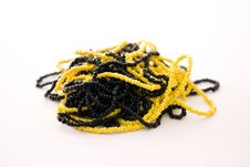 Free Beads Stock Photography - 8151102