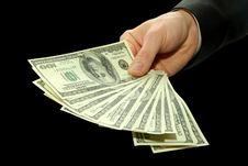 Free Money Stock Photography - 8151142