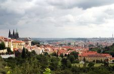 Free Historical Center Of Prague, Czech Rep. Royalty Free Stock Images - 8151429