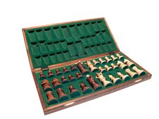 Chess Box Stock Photo