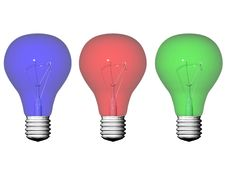 Free Color Light Royalty Free Stock Images - 8152759