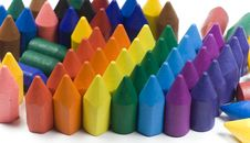 Free Crayons Royalty Free Stock Photography - 8154197