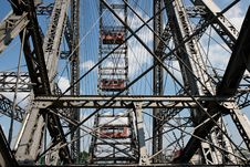 Free Giant Ferris (observation) Wheel Detail Stock Photos - 8155103