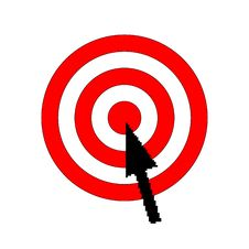 Free Aiming Target Royalty Free Stock Image - 8155286