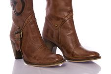 Free Boots Stock Image - 8155821