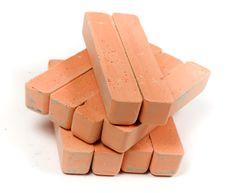 Free Group Orange Chalk Stock Photos - 8156653