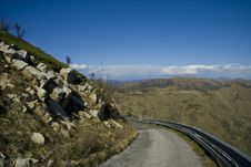 Free Mountain Road Stock Photos - 8157113