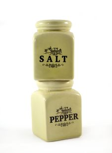 Free Salt And Pepper Royalty Free Stock Photo - 8157735
