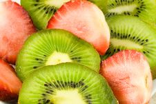 Free Fruite Plate Stock Photo - 8158080
