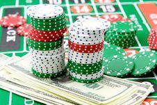 Free Casino Stock Photography - 8158092