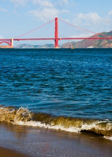 Free Golden Gate Bridge Stock Images - 8158154