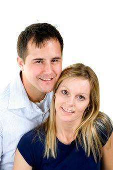 Free Couple Royalty Free Stock Image - 8158376