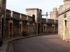 Free Windsor Castle Walkway Stock Photos - 8158583