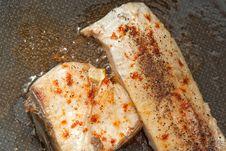 Free Fried Fish Royalty Free Stock Photos - 8158588