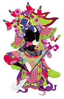Free Chinese Folk Art, Paper Cutting Royalty Free Stock Photography - 8158927