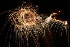 Free Fireworks Stock Image - 8159681