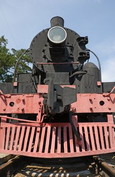 Free Stream Locomotive Stock Photo - 8159710