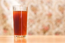 Free Glass With Carbonated Drink Stock Photos - 8159713