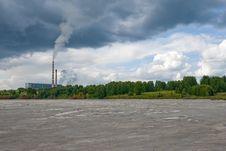 Free Power Plant Stock Photo - 8159740