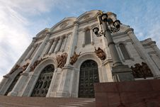 Free Cathedral Of Christ The Savior Royalty Free Stock Images - 8159769