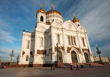 Free Cathedral Of Christ The Savior Stock Photo - 8159770