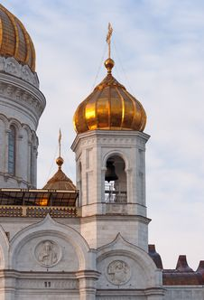 Free Cathedral Of Christ The Savior Stock Image - 8159771