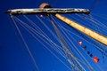 Free Main Mast Caravel Royalty Free Stock Photos - 8163978