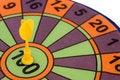 Free Darts Royalty Free Stock Image - 8169466