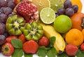 Free Fruit Still-life Royalty Free Stock Photo - 8169785