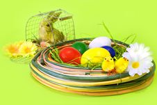 Free Easter Decoration Royalty Free Stock Photo - 8160605