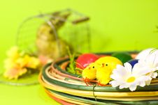 Free Easter Decoration Stock Photo - 8160770