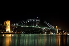Free The Sydney Harbour Bridge Series Stock Photos - 8160853
