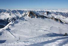 Free Austria. Mountains. The Alpes. Royalty Free Stock Images - 8161699