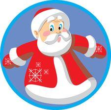 Free Santa Claus Royalty Free Stock Photography - 8162007