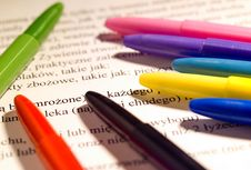 Free Ball Pens Stock Images - 8162024