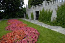 Free A Garden In Oslo, Norway Royalty Free Stock Photos - 8162868