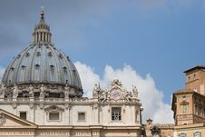 Free St. Peter S Church Royalty Free Stock Image - 8162916