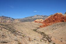 Free Desert Landscape Royalty Free Stock Photo - 8163075