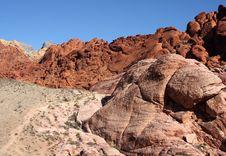 Free Desert Landscape Stock Image - 8163091