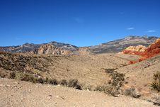 Free Desert Landscape Stock Photography - 8163122