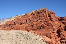 Free Desert Landscape Royalty Free Stock Image - 8163196