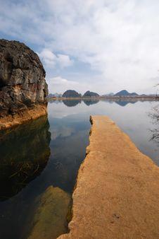 Free Lake Royalty Free Stock Image - 8163626