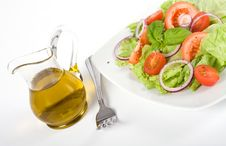 Free Salad Royalty Free Stock Images - 8163839