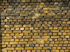 Free Old Wall Royalty Free Stock Image - 8164046
