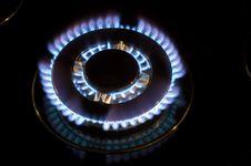 Free Gas Flame Stock Photo - 8164170