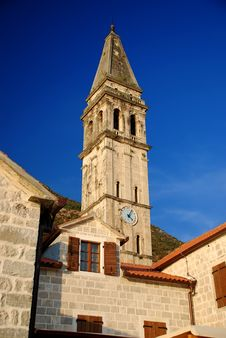 Free Perast, Montenegro Stock Photos - 8164953